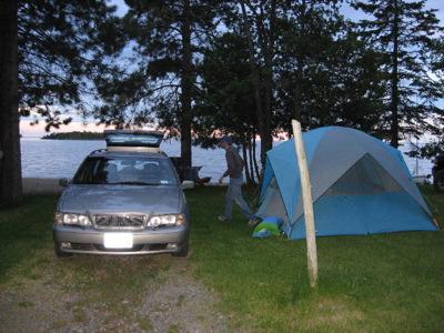 Camp Site